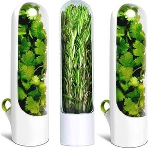 Other - Prepara Herb Saver Pod container BPA free 3 pack